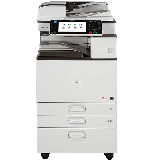 MP 2554 Black and White Laser Multifunction Printer | Ricoh USA