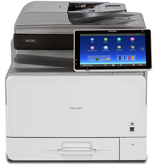 MP C307 Color Laser Multifunction Printer | Ricoh USA | Tuggl