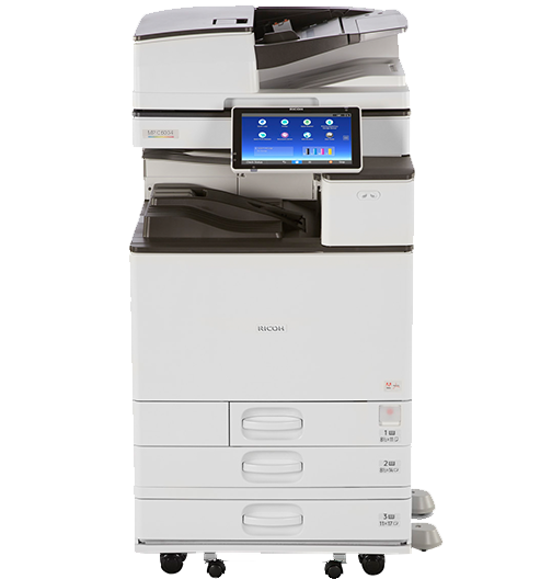 MP C6004 Color Laser Multifunction Printer | Ricoh USA