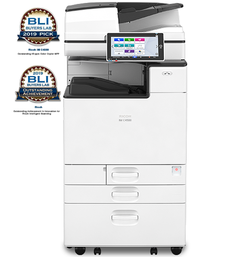 IM C4500 Color Laser Multifunction Printer | Ricoh USA