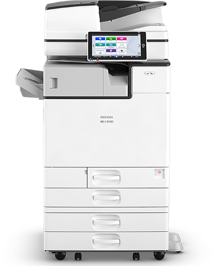 Image result for Ricoh IM C4500 Color Laser Multifunction Printer