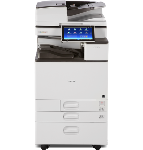 MP C3504ex Color Laser Multifunction Printer | Ricoh USA