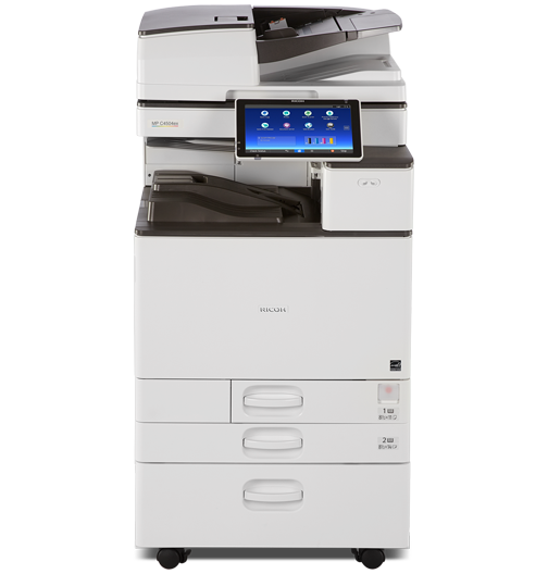 MP C4504ex Color Laser Multifunction Printer | Ricoh USA