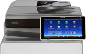 RICOH MP C307 Essential Color Laser Multifunction Printer