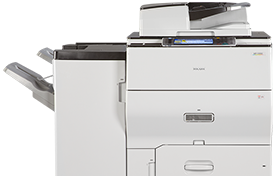 RICOH MP C6502 Color Laser Multifunction Printer - 416623
