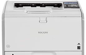 RICOH SP 3600DN Black and White Printer
