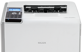 RICOH SP 5200DN Black and White Laser Printer - 406722
