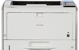 RICOH SP 6430DN Black and White Printer