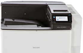 RICOH SP 8300DN Black and White Laser Printer - 407285