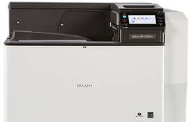 RICOH SP C830DN Color Laser Printer - 430709