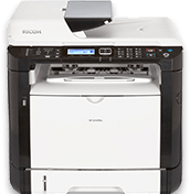 RICOH RICOH MP 2555 Black and White Laser Multifunction Printer - 407983