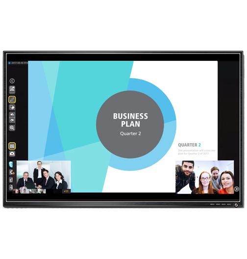 Unified Communication System Advanced Web Based Video