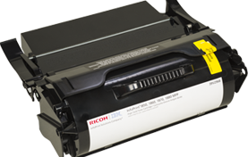 RICOH Toner Cartridge High YieldUse and Return Program - 39V2969