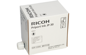 RICOH Black Priport InkJP-30 - 817113