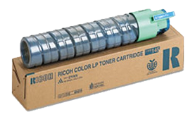 RICOH Cyan Toner CartridgeType 145 - Short Yield - 888279