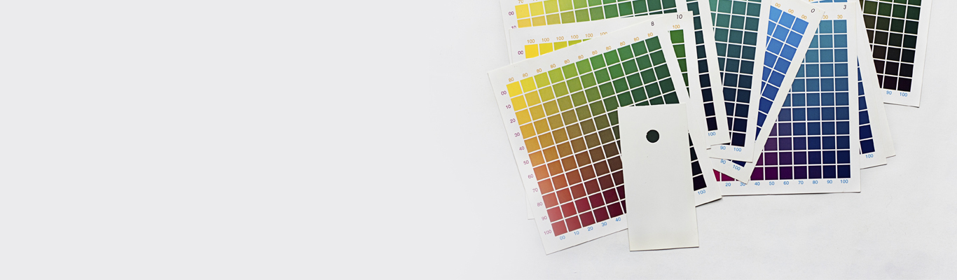 Color matching tools for print.