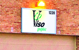 Viso Graphic printing facility
