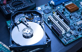 image of hard drive
