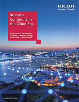 Whitepaper Cover: Business Continuity in the Cloud Era