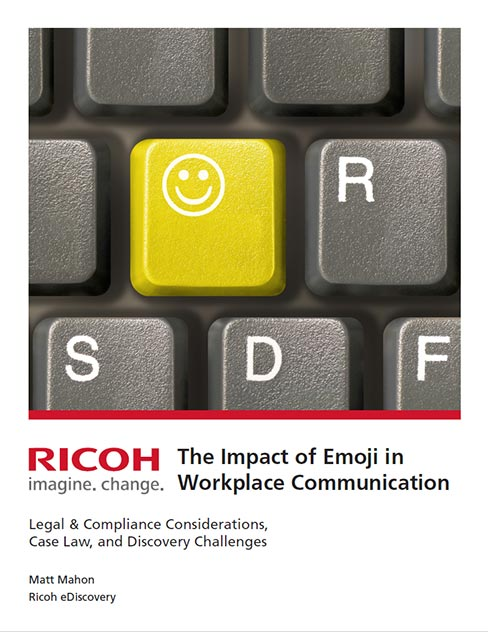 Whitepaper Cover for The Impact of Emoji in Workplace Communication