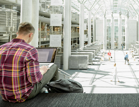 higher ed digital campus solutions