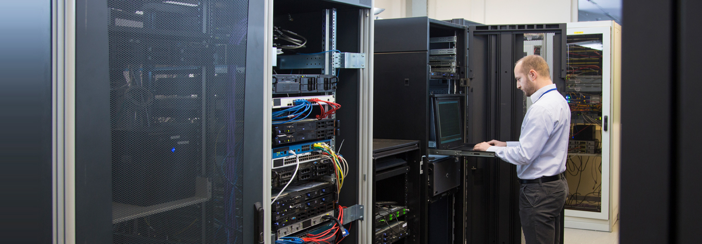 Digital business services printing solutions ricoh usa computer technician working on laptop fandeluxe Gallery