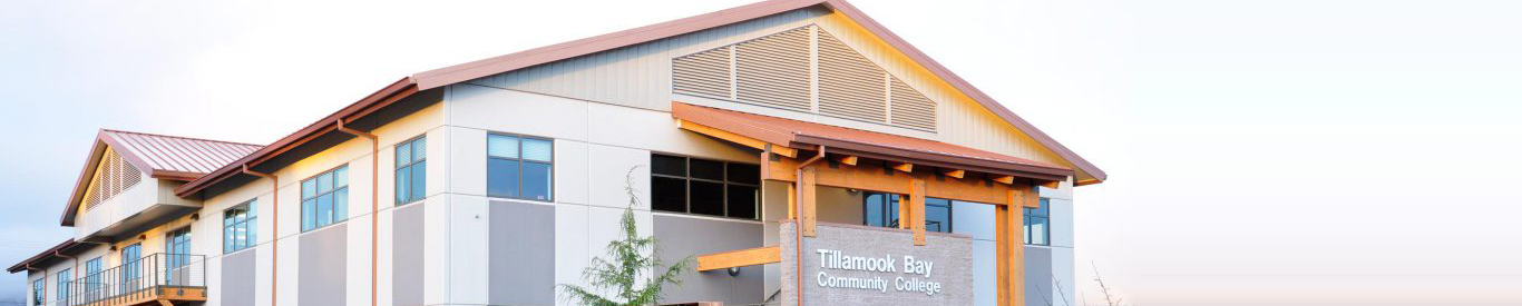 Tillamook community college building