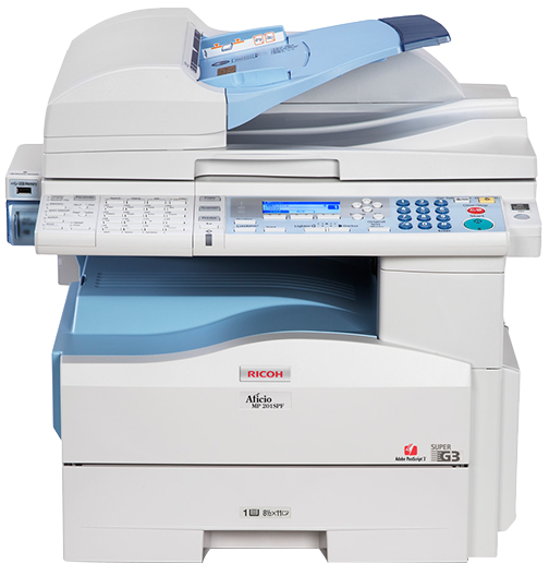 Driver Ricoh 161 Mp Printer And Scanner