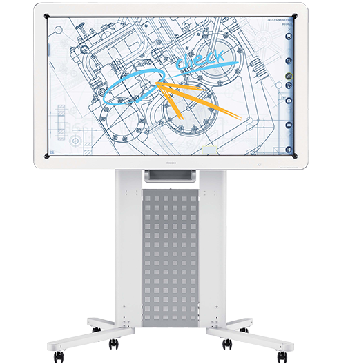 RICOH D5500 Interactive Whiteboard
