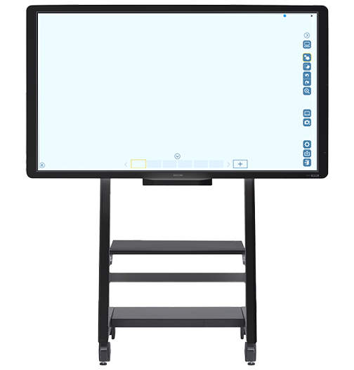 RICOH D6520BK Interactive Whiteboard