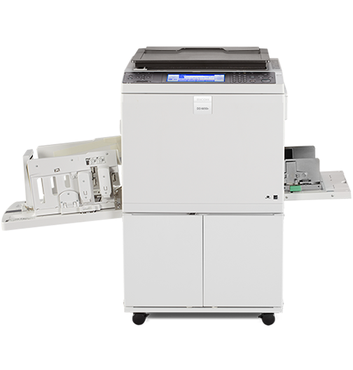 RICOH DD 6650P Digital Duplicator - 243269
