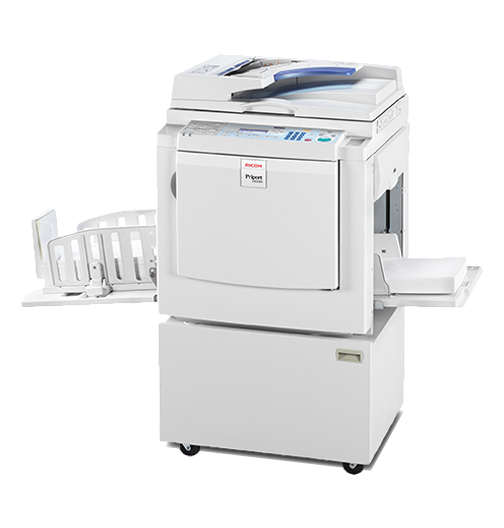 RICOH DX 3343 Digital Duplicator