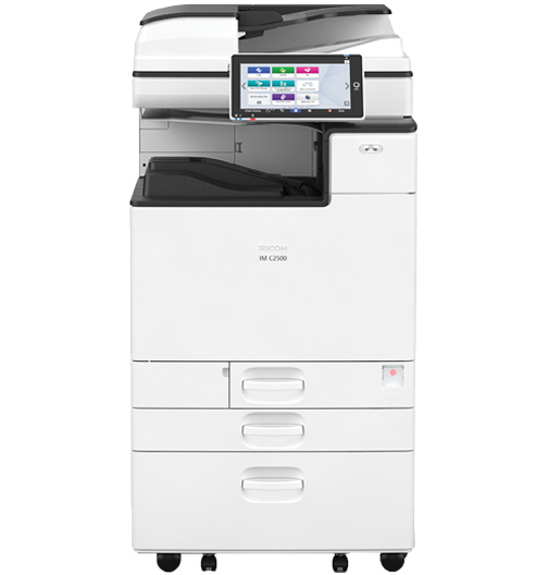 RICOH IM C2500 Color Laser Multifunction Printer