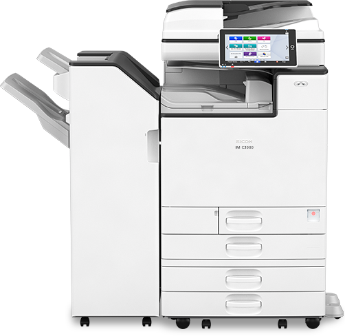 RICOH IM C3000 Performance Color Laser Multifunction Printer
