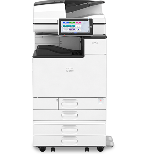 RICOH IM C3500 Essential Color Laser Multifunction Printer