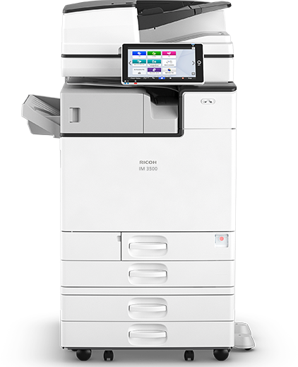 RICOH IM C3500 Plus Color Laser Multifunction Printer