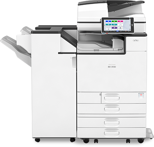 RICOH IM C4500 Performance Color Laser Multifunction Printer