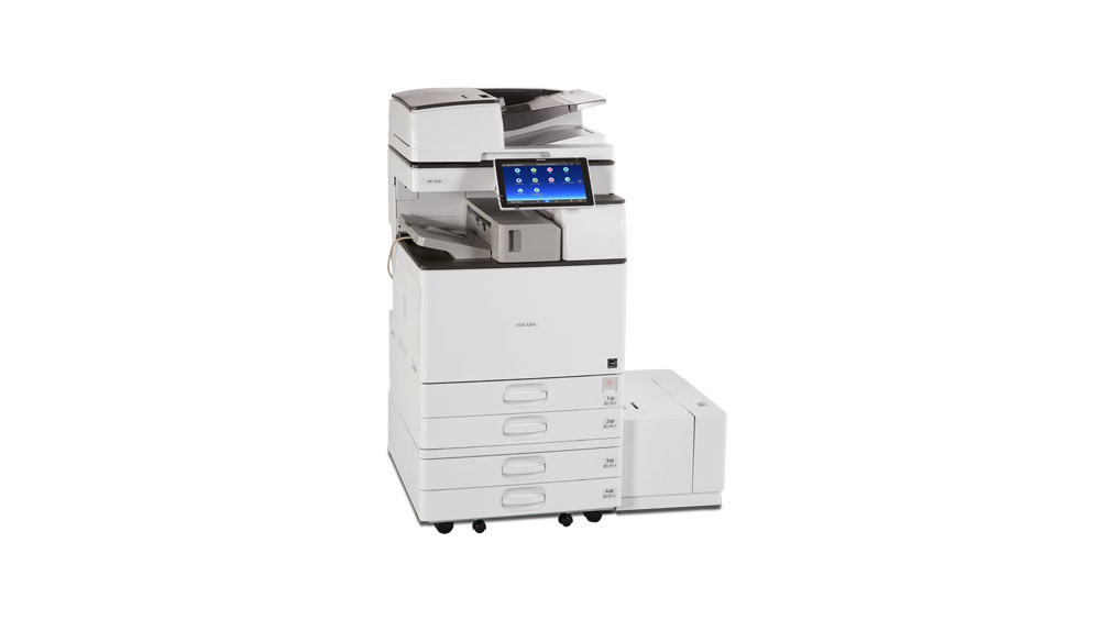 MP 2555 Black and White Laser Multifunction Printer | Ricoh USA