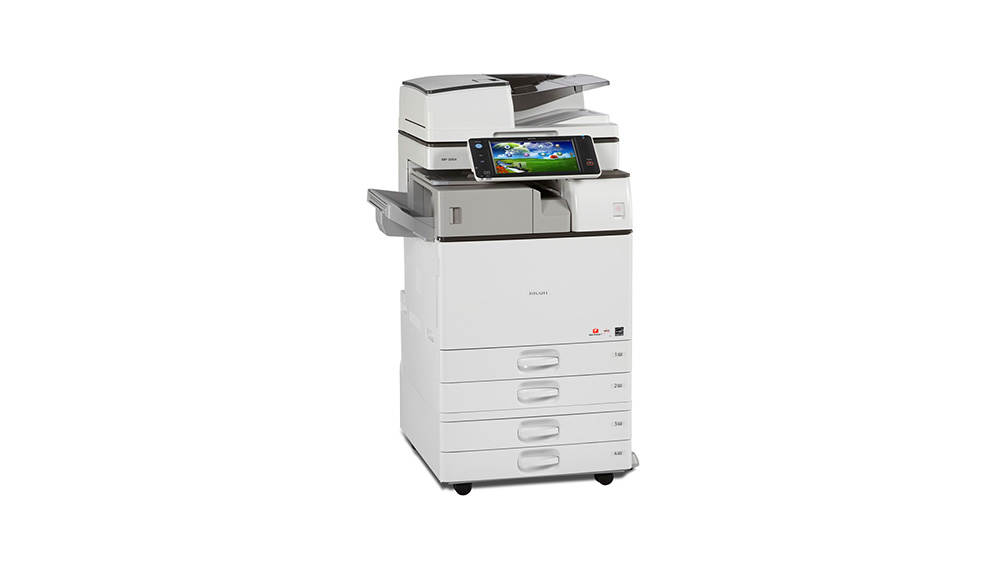MP 5054 Black and White Laser Multifunction Printer | Ricoh USA