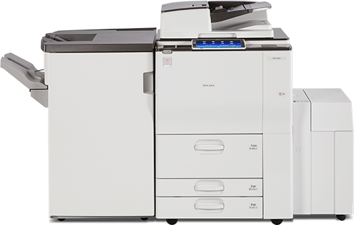 RICOH MP 6503 Performance Black and White Laser Multifunction Printer