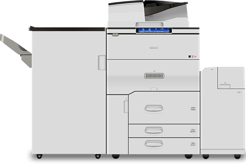 RICOH MP C6503 Performance Color Laser Multifunction Printer