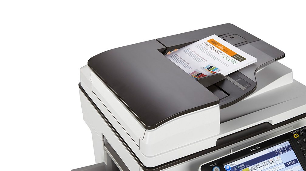 MP C2003 Color Laser Multifunction Printer | Ricoh USA
