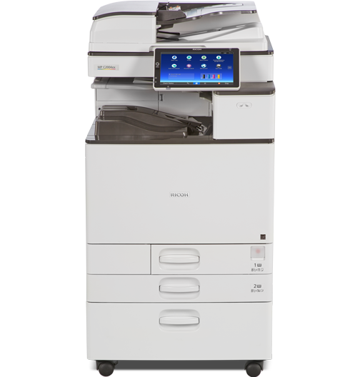 RICOH MP C2004ex Color Laser Multifunction Printer