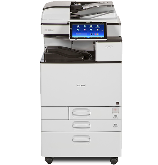 RICOH MP C2004ex Essential Color Laser Multifunction Printer