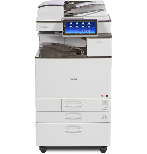 RICOH MP C2504 Color Laser Multifunction Printer