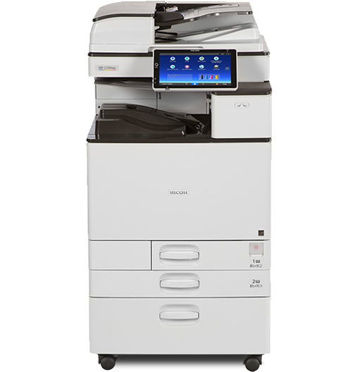 RICOH MP C2504ex Essential Color Laser Multifunction Printer