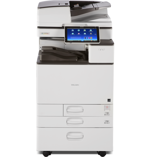RICOH MP C3004ex Color Laser Multifunction Printer