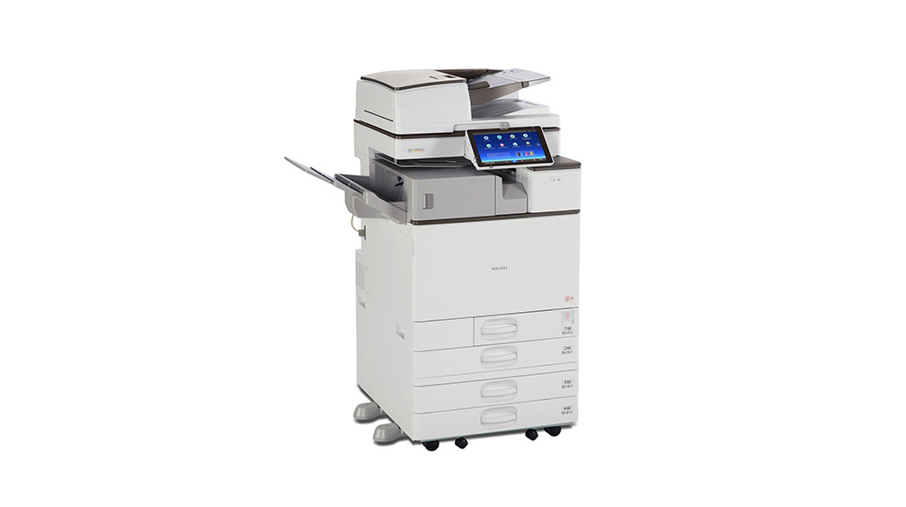 MP C3004ex Color Laser Multifunction Printer | Ricoh USA