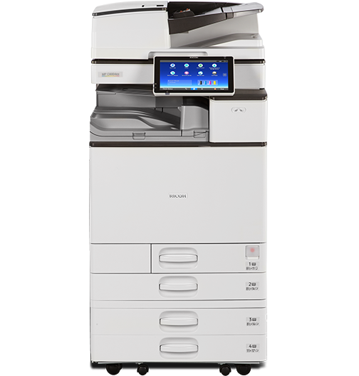 RICOH MP C3504ex Essential Color Laser Multifunction Printer