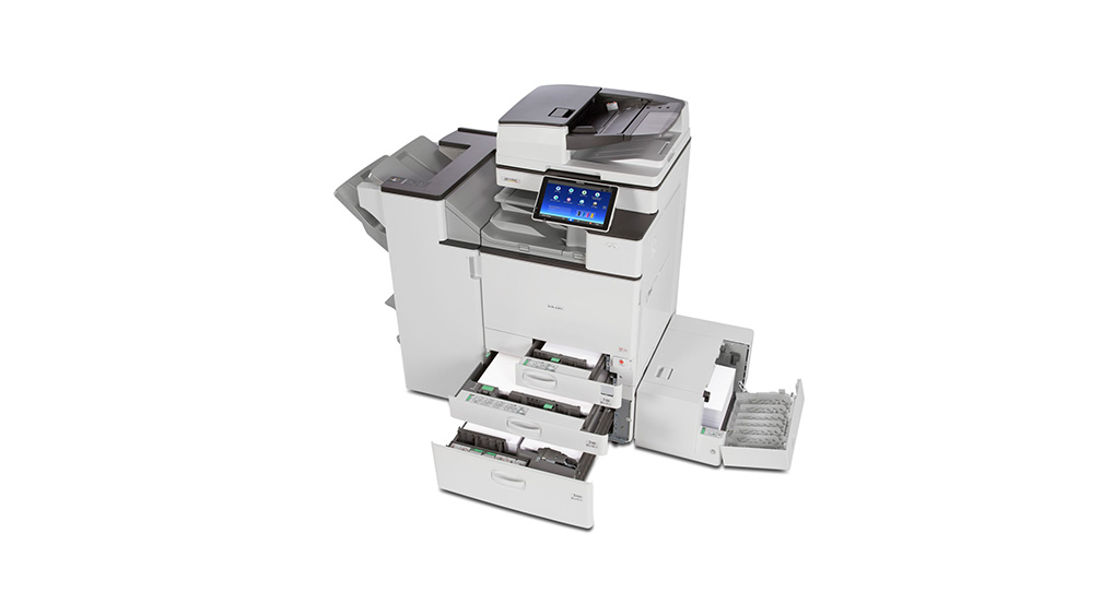 MP C4504 Color Laser Multifunction Printer | Ricoh USA